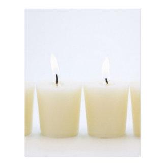 four candles letterhead