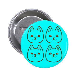 Four CATS Button