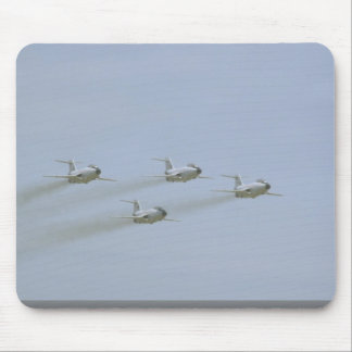 Four CF-101s Flying In Formation Mouse Pad