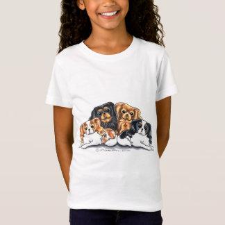 Four CKCS T-Shirt