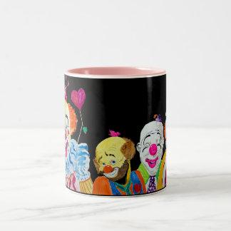 Four Clowns Mug