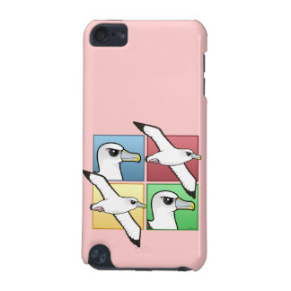 Four Color Albatross iPod Touch 5G Cover