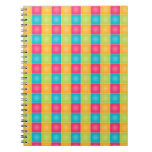 Four Color Bright Spiral Notebooks