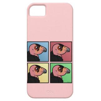 Four Color California Condor iPhone 5 Cover