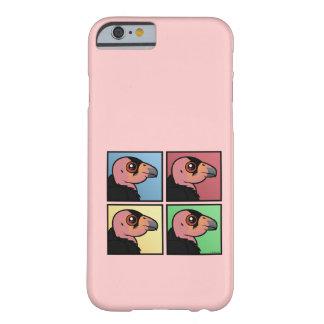 Four Color California Condor iPhone 6 Case