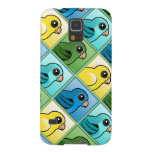 Four Color Linnies Galaxy S5 Cases