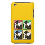 Four Color Osprey Barely There iPod Cases
