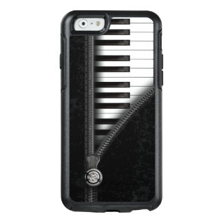 Four Color Piano Keyboard OtterBox iPhone 6/6s Case