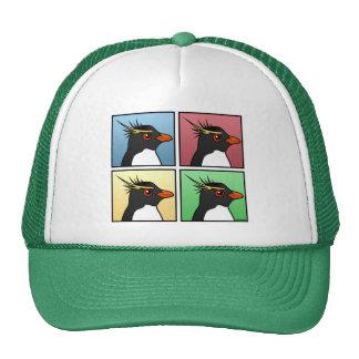 Four Color Rockhopper Trucker Hat