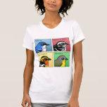 Women's American Apparel Fine Jersey Short Sleeve T-Shirt