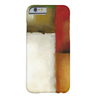 Four Colorful Rectangles by Chariklia Zarris Barely There iPhone 6 Case