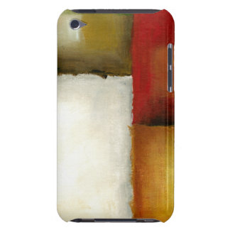 Four Colorful Rectangles by Chariklia Zarris Barely There iPod Case
