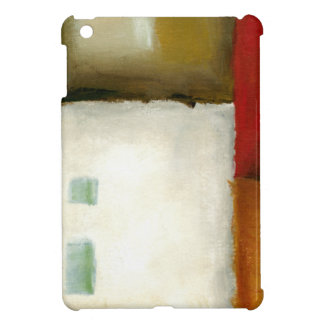 Four Colorful Rectangles by Chariklia Zarris Case For The iPad Mini