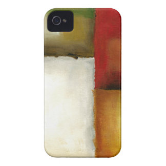 Four Colorful Rectangles by Chariklia Zarris iPhone 4 Case