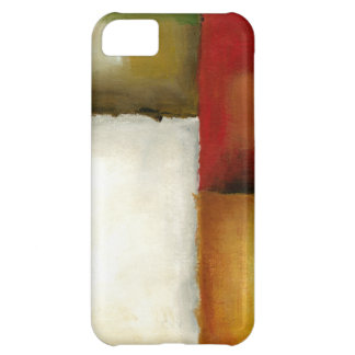 Four Colorful Rectangles by Chariklia Zarris iPhone 5C Cover