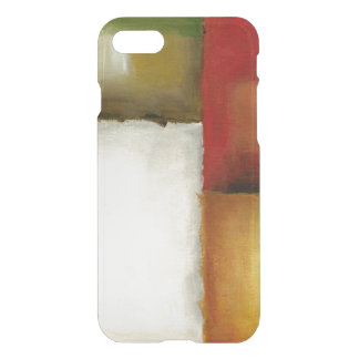 Four Colorful Rectangles by Chariklia Zarris iPhone 8/7 Case