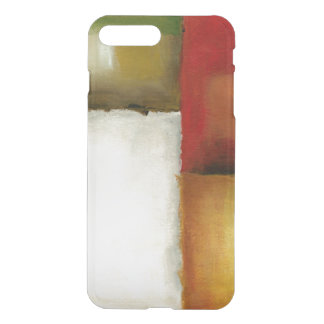 Four Colorful Rectangles by Chariklia Zarris iPhone 8 Plus/7 Plus Case