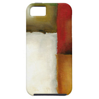 Four Colorful Rectangles by Chariklia Zarris iPhone SE/5/5s Case