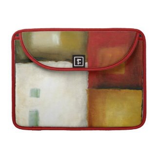 Four Colorful Rectangles by Chariklia Zarris Sleeve For MacBooks
