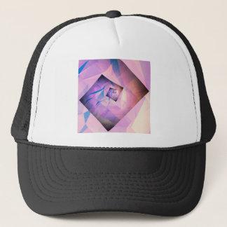 Four Corner Wheel Trucker Hat
