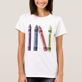 Four Crayons T-Shirt