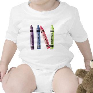 Four Crayons Tshirt