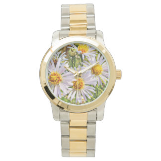 Four Daisies Wrist Watch