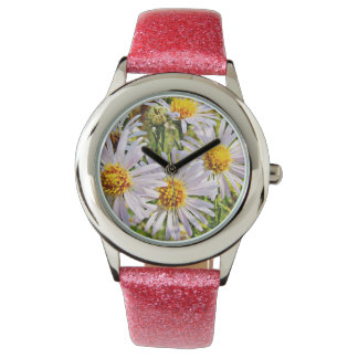 Four Daisies Wrist Watches