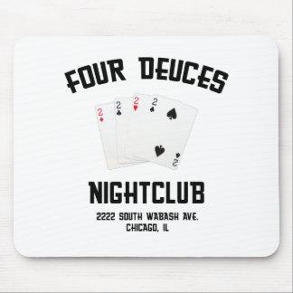 Four Deuces Mousepad