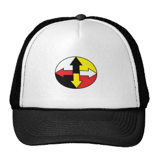 Four Directions Trucker Hat