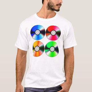 four discs T-Shirt