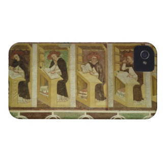Four Dominican Monks at their Desks, from the cycl Case-Mate iPhone 4 Case
