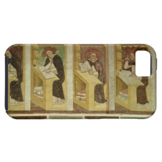 Four Dominican Monks at their Desks, from the cycl iPhone SE/5/5s Case