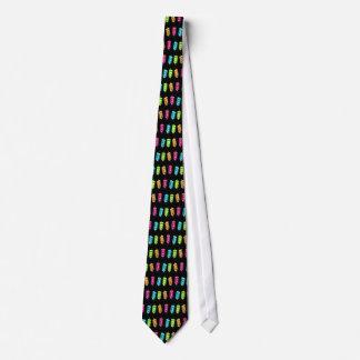 Four Dreidels Tie