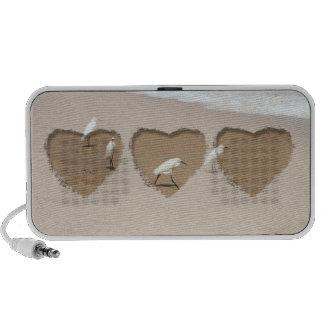 Four Egrets Laptop Speakers