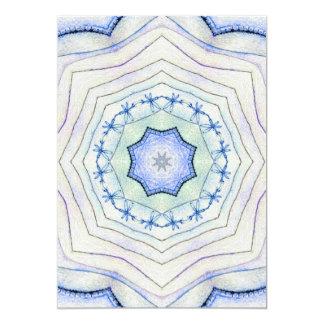 Four Elements Air Mandala 5x7 Paper Invitation Card