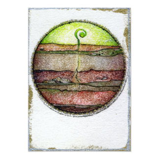 Four Elements Earth Card