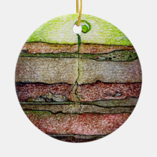 Four Elements Earth Christmas Tree Ornament