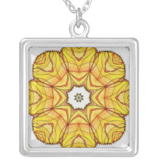 Four Elements Fire Mandala Jewelry