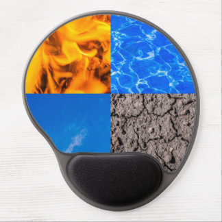 Four Elements Gel Mouse Pad
