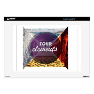 "four elements.jpg 15"" laptop decals"