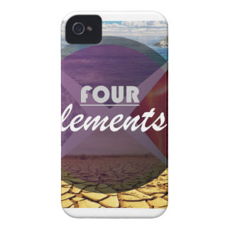 four elements.jpg iPhone 4 case