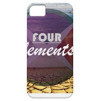 four elements.jpg iPhone SE/5/5s case
