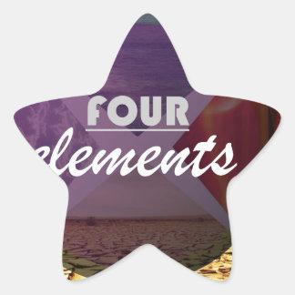 four elements.jpg star sticker