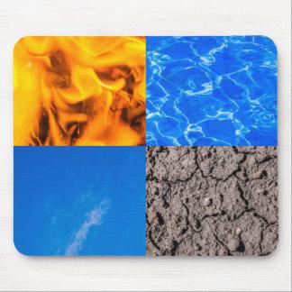 Four Elements Mouse Pad
