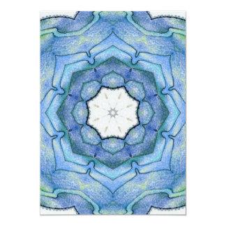 Four Elements Water Mandala Card