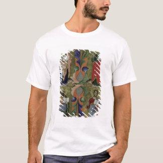 Four Evangelists, 14th century (vellum) T-Shirt