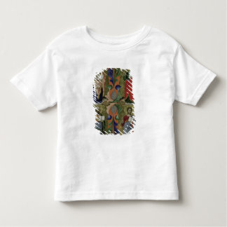 Four Evangelists, 14th century (vellum) Toddler T-shirt