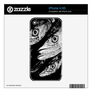 four eyes iPhone 4S skins