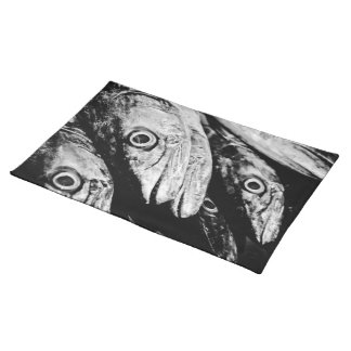 four eyes placemat